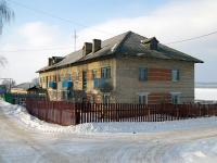 Zhigulevsk, Upravlencheskaya (Bogatyr) st, house 17. Apartment house