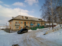 neighbour house: st. Upravlencheskaya (Bogatyr), house 17. Apartment house