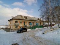 Жигулевск, улица Управленческая (п. Богатырь), дом 17. многоквартирный дом