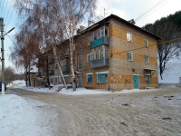 Жигулевск, улица Управленческая (п. Богатырь), дом 18. многоквартирный дом