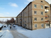 neighbour house: st. Upravlencheskaya (Bogatyr), house 19. Apartment house