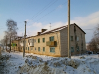 neighbour house: st. Chekhov (Bogatyr), house 16. Apartment house