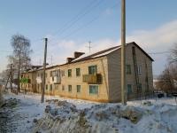 соседний дом: ул. Чехова (п. Богатырь), дом 16. многоквартирный дом