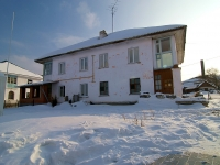 Zhigulevsk, Naberezhnaya (Solnechnaya Polyana) st, house 2. Apartment house