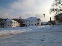 志古列夫斯科, Naberezhnaya (Solnechnaya Polyana) st, 房屋 2. 公寓楼