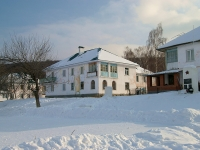neighbour house: st. Naberezhnaya (Solnechnaya Polyana), house 3. Apartment house