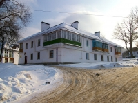 志古列夫斯科, Vlasov (Solnechnaya Polyana) st, 房屋 1. 公寓楼