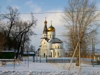 "Zhigulevsk, temple ""в честь Святителя Николая Чудотворца"", Sportivnaya (Solnechnaya polyana) st, house 4"