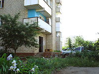 Zhigulevsk, Vokzalnaya st, house 18. Apartment house