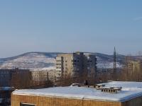 Zhigulevsk, Vokzalnaya st, house 18. Apartment house