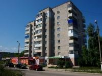 志古列夫斯科, Vokzalnaya st, 房屋 18. 公寓楼