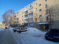 Zhigulevsk, Vokzalnaya st, house 20. Apartment house
