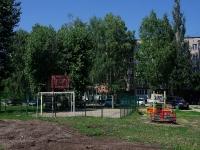 Zhigulevsk, Vokzalnaya st, house 22. Apartment house