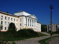 neighbour house: st. Gidrostroiteley, house 10. university Волжский университет им. В.Н. Татищева
