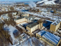 Zhigulevsk, university Волжский университет им. В.Н. Татищева, Gidrostroiteley st, house 10