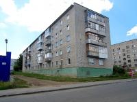 Жигулевск, улица Гоголя, дом 4. многоквартирный дом