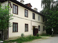 志古列夫斯科,  , house 5/СНЕСЕН. 公寓楼