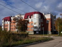 Zhigulevsk, Dekabristov st, house 14. Apartment house