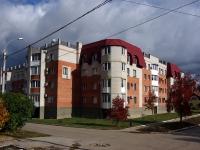 Жигулевск, улица Декабристов, дом 14. многоквартирный дом