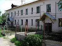 neighbour house: st. Zhigulevskaya, house 6. Apartment house
