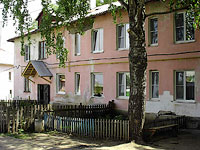 neighbour house: st. Zhigulevskaya, house 8. Apartment house