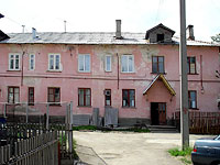 Zhigulevsk, Zhigulevskaya st, house 12. Apartment house