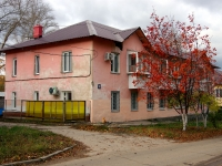 neighbour house: st. Zhigulevskaya, house 10. Apartment house