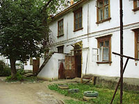 Zhigulevsk, Internatsionalistov st, house 15. Apartment house