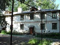 соседний дом: ул. Интернационалистов, дом 24А/СНЕСЕН. многоквартирный дом