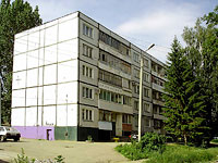 neighbour house: st. Komsomolskaya, house 2. Apartment house