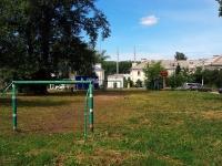 Жигулевск, улица Пушкина. спортивная площадка