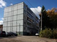 Zhigulevsk, Komsomolskaya st, house 2. Apartment house