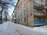Zhigulevsk, Komsomolskaya st, house 52. Apartment house