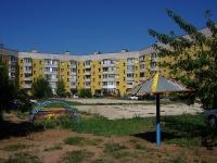 Zhigulevsk, Komsomolskaya st, house 56. Apartment house