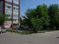 Zhigulevsk, Komsomolskaya st, house 60. Apartment house