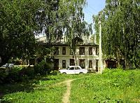 Жигулевск, улица Краснофлотская, дом 3. многоквартирный дом