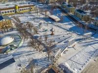 Жигулевск, парк Городскойулица Ленина, парк Городской