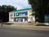 """соседний дом: ул. Ленина, дом 8. торговый центр """"Берёзка"""""""