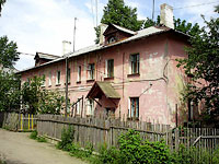 neighbour house: st. Lermontov, house 20. Apartment house