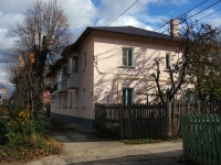 Zhigulevsk, Lermontov st, house 20. Apartment house