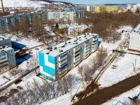 Zhigulevsk, alley Mekhanicheskiy, house 5. Apartment house