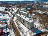 Zhigulevsk, alley Mekhanicheskiy, house 9. Apartment house