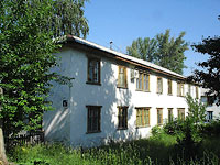 Zhigulevsk, Mira st, house 9А. Apartment house