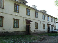 neighbour house: st. Mira, house 9Б. Apartment house