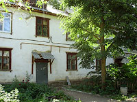 Zhigulevsk, Mira st, house 46. Apartment house