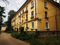 Zhigulevsk, Mira st, house 4. Apartment house