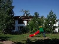 Жигулевск, улица Мира, дом 9А. аварийное здание