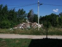 Zhigulevsk, Mira st, house 13А. vacant building