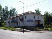 Zhigulevsk, Mira st, house 32. Apartment house