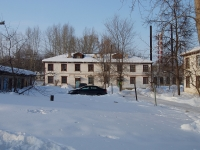 Zhigulevsk, Mira st, house 44. Apartment house
